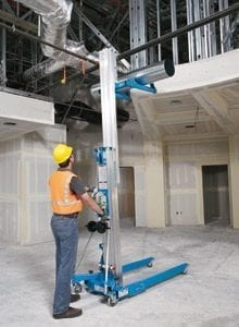 Toucan Tool & Plant Hire | Lifting & Material -