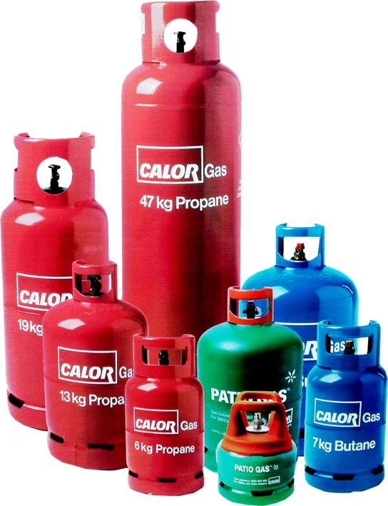 Gas Cylinders Calor Toucan Tool Hire